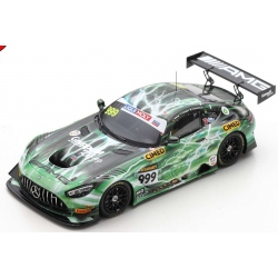 SPARK AS053 Mercedes-AMG GT3 n°999 12H Bathurst 2020