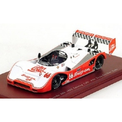TRUESCALE TSM114303 Porsche 966 n°66 12H SEBRING 1993