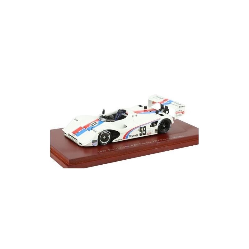 TRUESCALE TSM114304 Porsche 966 n°59 12h Sebring 1992