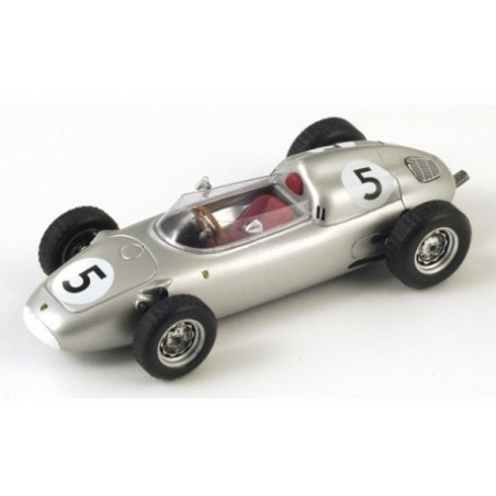 TRUESCALE TSM114309 Porsche 718 F2 n°5 Solitude GP 1960