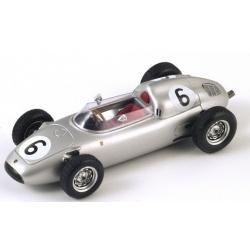 TRUESCALE TSM114310 Porsche 718 F2 n°6 Solitude GP 1960