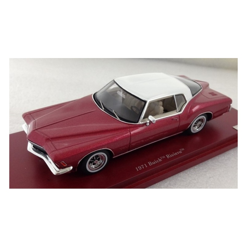TRUESCALE TSM114332 Buick Riviera 1971