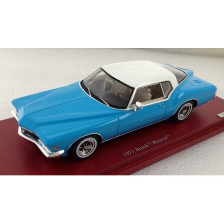 TRUESCALE TSM114333 Buick Riviera 1971