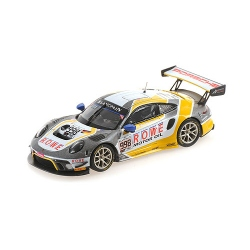 MINICHAMPS 410196088 Porsche 911 GT3 R (991.2) n°998 24H SPA 2019