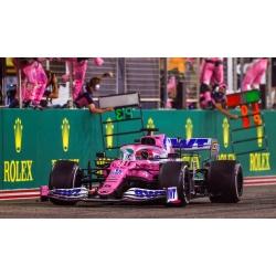 MINICHAMPS 417201611 Racing Point RP20 Perez Vainqueur Sakhir 2020