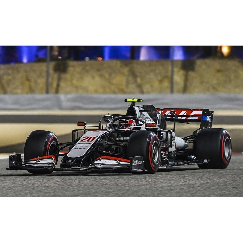 MINICHAMPS 417201720 Haas VF-20 Magnussen Abu Dhabi 2020