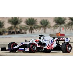 MINICHAMPS 417210109 Haas VF-21 Mazepin Bahrain 2021