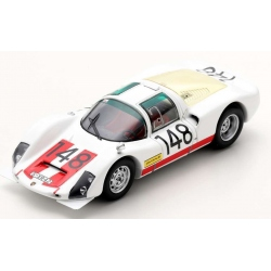 SPARK 43TF66 Porsche 906 n°148 Winner Targa Florio 1966