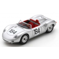 SPARK 43TF60  Porsche 718 RS 60 n°184 Vainqueur Targa Florio 1960