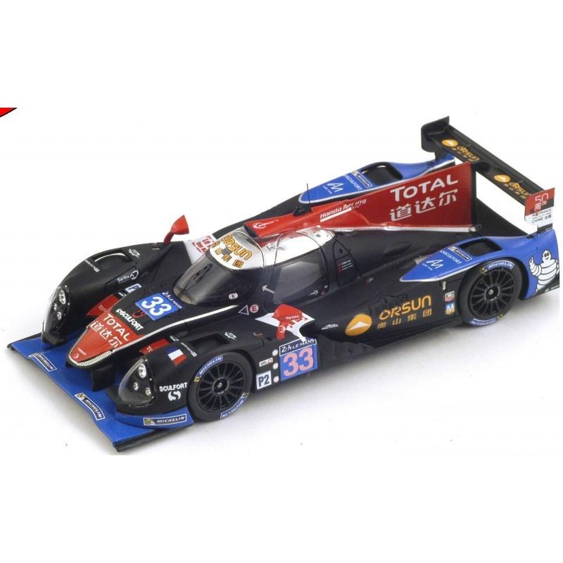 SPARK S4214  Ligier JS P2 - HPD n°33 Le Mans 2014