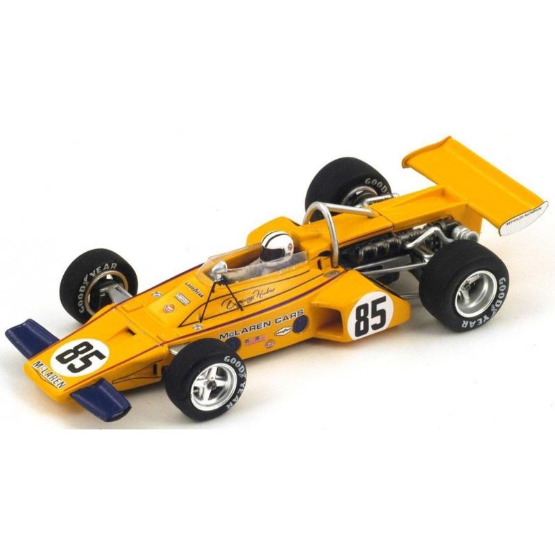 SPARK S3139 McLaren M16 n°85 Hulme Indy 500 1971