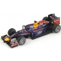 SPARK S3085 Red Bull RB10 n°1 Vettel 2014