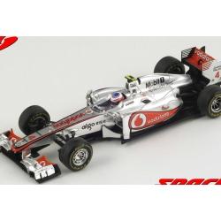 SPARK S3029 McLaren MP4-26 n°4 Button Winner Hungaroring 2011