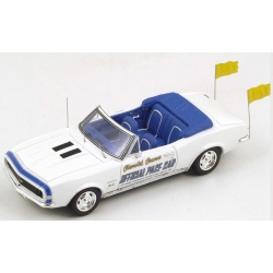 SPARK S2613 Chevrolet Camaro Pace Car Indianapolis 500 1967
