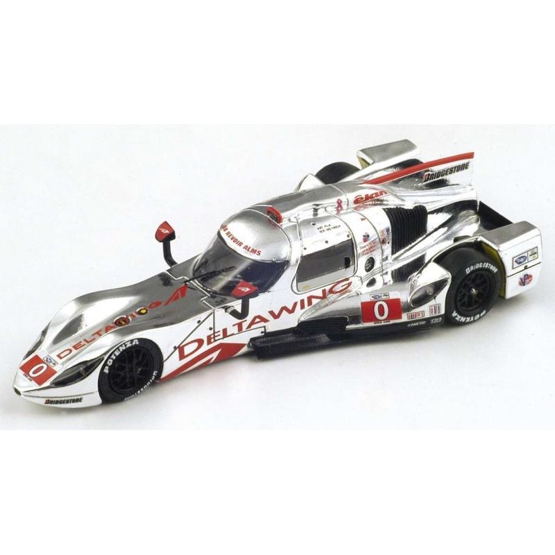 SPARK US010 Delta Wing n°0 Petit Le Mans 2013