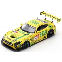 SPARK SG550 Mercedes AMG GT3 n°48 24H Nürburgring 2019