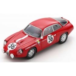 SPARK S9054 Alfa Romeo Giulietta GZ n°36 24H Le Mans 1963