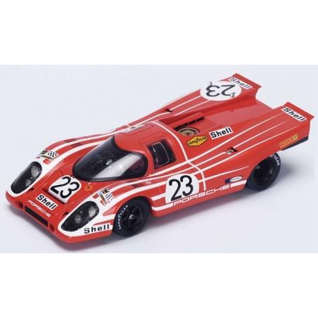 SPARK 43LM70 Porsche 917 n°23 Vainqueur Le Mans 1970