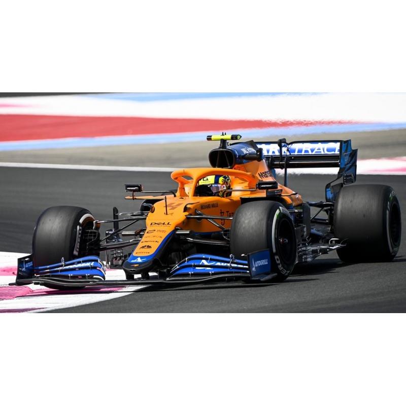 MINICHAMPS 537215104 McLaren MCL35M Norris France 2021