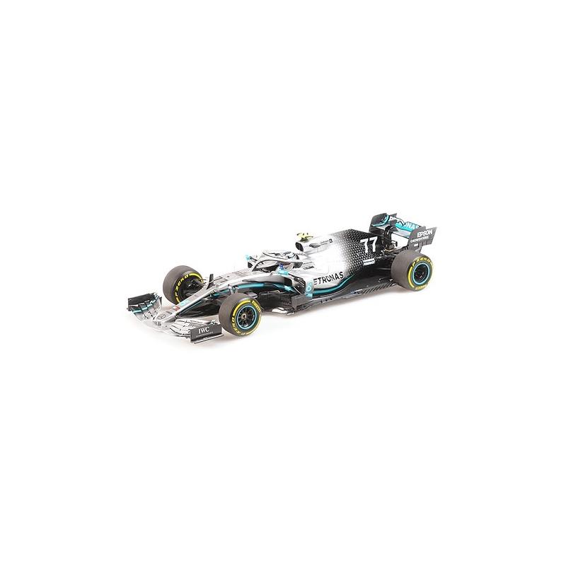 MINICHAMPS 110190077 Mercedes W10 Bottas 2019