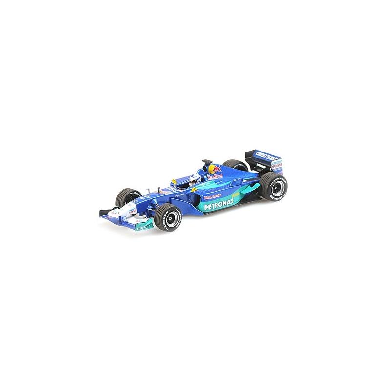 MINICHAMPS 410010117 Sauber C20 Raikkonen 2001