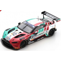 SPARK S6318 Aston Martin Vantage GT3 n°007 FIA Motorsport Games GT Cup Vallelunga 2019