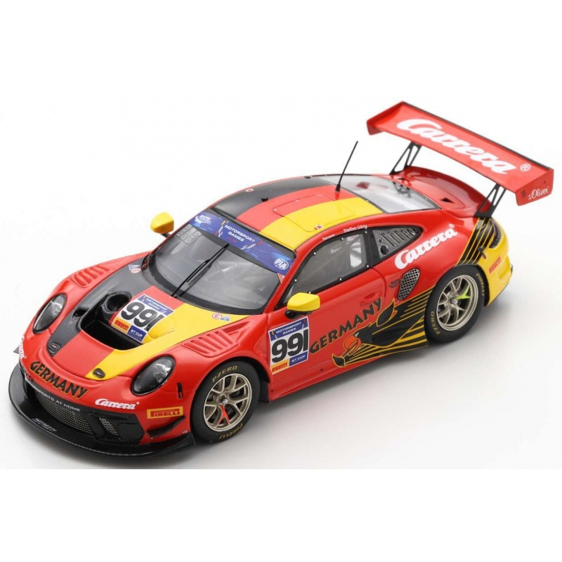 SPARK S6319  Porsche 911 GT3 R n°991 FIA Motorsport Games GT Cup Vallelunga 2019