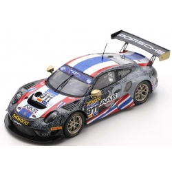 SPARK S6320  Porsche 911 GT3 R n°911 FIA Motorsport Games GT Cup Vallelunga 2019