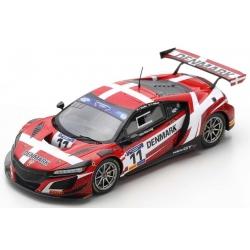 SPARK S6321 Honda NSX GT3 n°11 FIA Motorsport Games GT Cup Vallelunga 2019