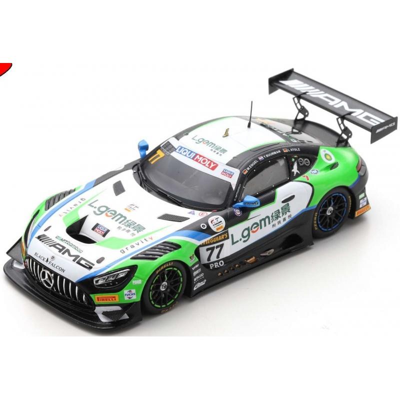 SPARK AS052 Mercedes AMG GT3 n°77 12H Bathurst 2020
