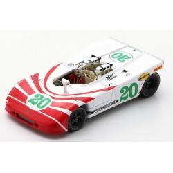 SPARK S4627 Porsche 908/03 n°20 Targa Florio 1970