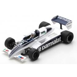 SPARK S7115 Brabham BT50 n°2 Patrese Dijon-Prenois 1982