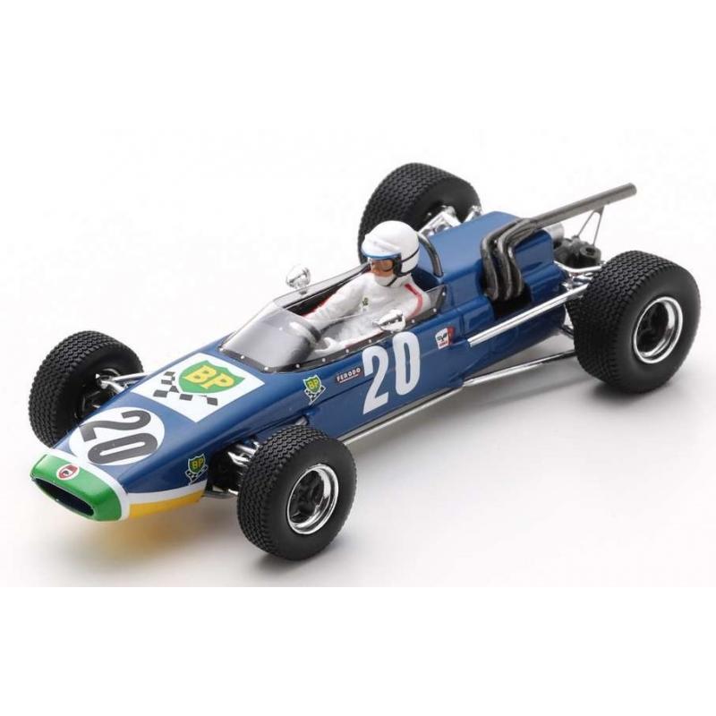 SPARK SF178 McLaren M4A n°20 Ligier GP de Pau F2 1968