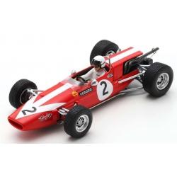 SPARK SG511 Lola T100 n°2 Irwin Vainqueur Eifelrennen F2 1968