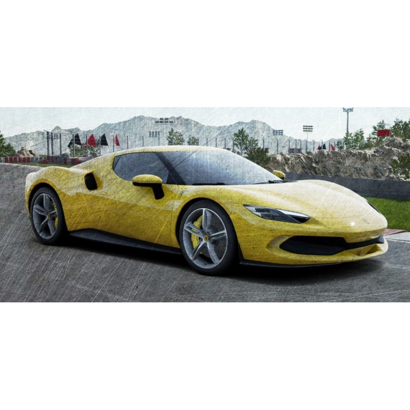 LOOKSMART LS533C Ferrari 296 GTB
