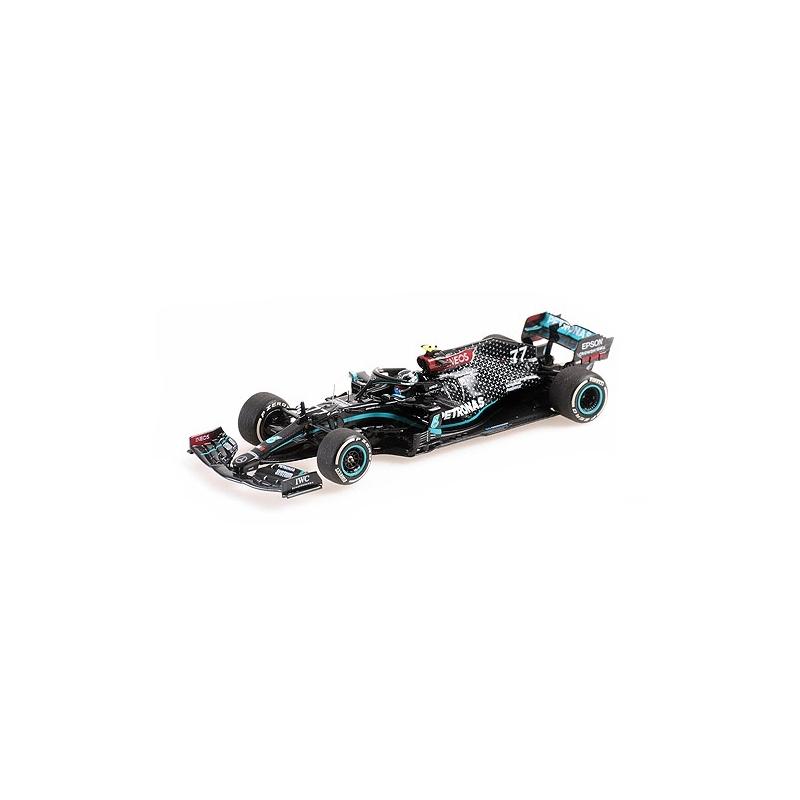 MINICHAMPS 410200177 Mercedes AMG W11 n°77 Bottas Vainqueur Autriche 2020