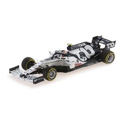 MINICHAMPS 417200810 Alfa Tauri Honda AT1 Gasly Vainqueur Monza 2020