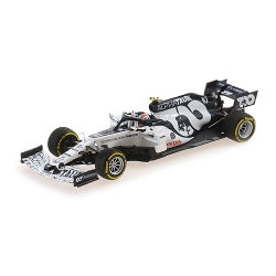 MINICHAMPS 417200810 Alfa Tauri Honda AT1 Gasly Winner Monza 2020
