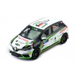 IXO RAM755 RENAULT Clio Rally n°0 Bernardi Monte-Carlo 2020