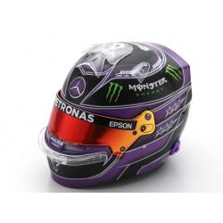 SPARK 5HF053 Casque Lewis Hamilton Istanboul 2020