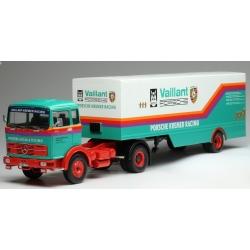IXO TTR014 Mercedes LPS 1632 Kremer Racing Transport 1981