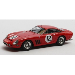 MATRIX MXR40604-031 Ferrari 330LMB n°12 24H Le Mans 1963