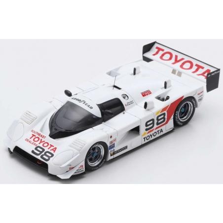 SPARK US049 Toyota 88C n°98 Road Atlanta 1989