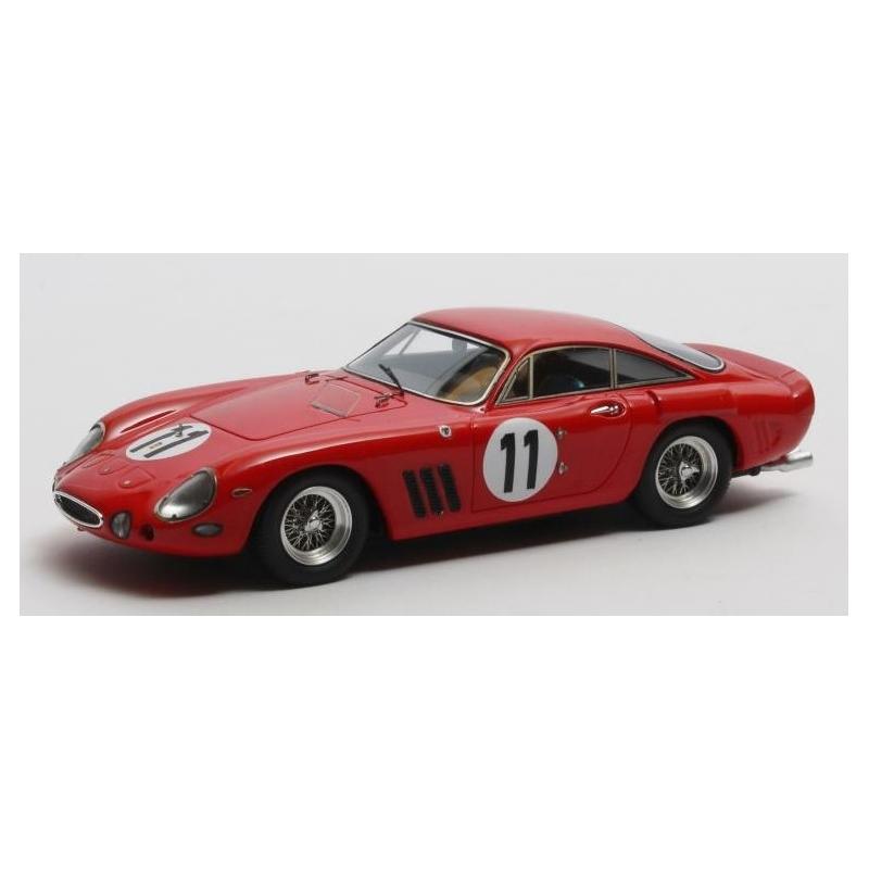 MATRIX MXR40604-033 Ferrari 330LMB n°11 24H Le Mans 1963