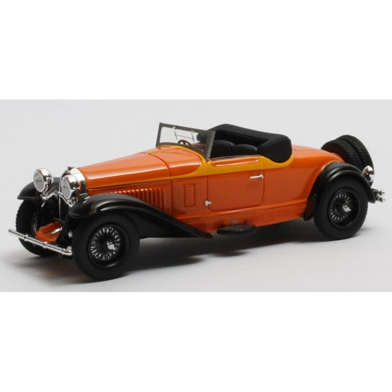 MATRIX MX50205-061 Bugatti Type 46 Cabriolet de Villars1930