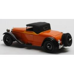 MATRIX MX50205-062 Bugatti Type 46 Cabriolet de Villars 1930
