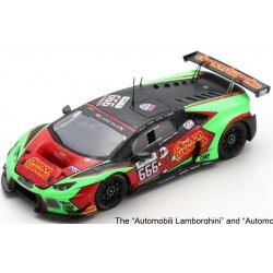 SPARK SB294 Lamborghini Huracán GT3 n°666 24H Spa 2016