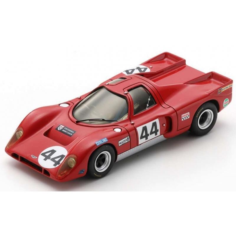 SPARK S9401 Chevron B16 BMW n°44 24H Le Mans 1970