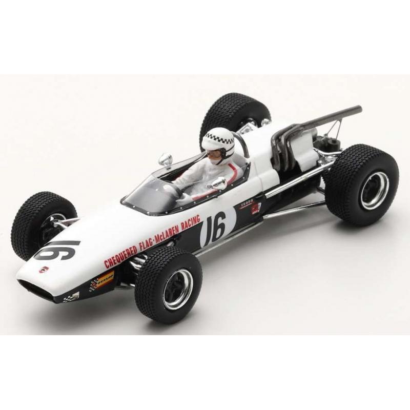 SPARK SF179 McLaren M4A n°16 Lawrence GP de Pau F2 1968