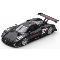 SPARK S3575 Nissan R390 GT1 n°23 Pre-Qualifications 24H Le Mans 1997